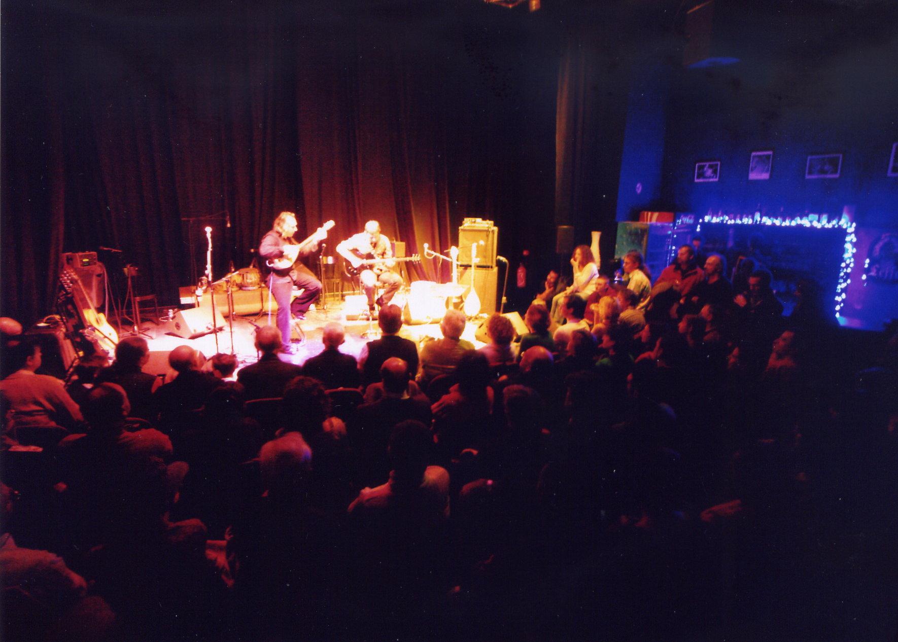 Salle de concert Jazz Club Dunkerque